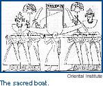 sacred boat